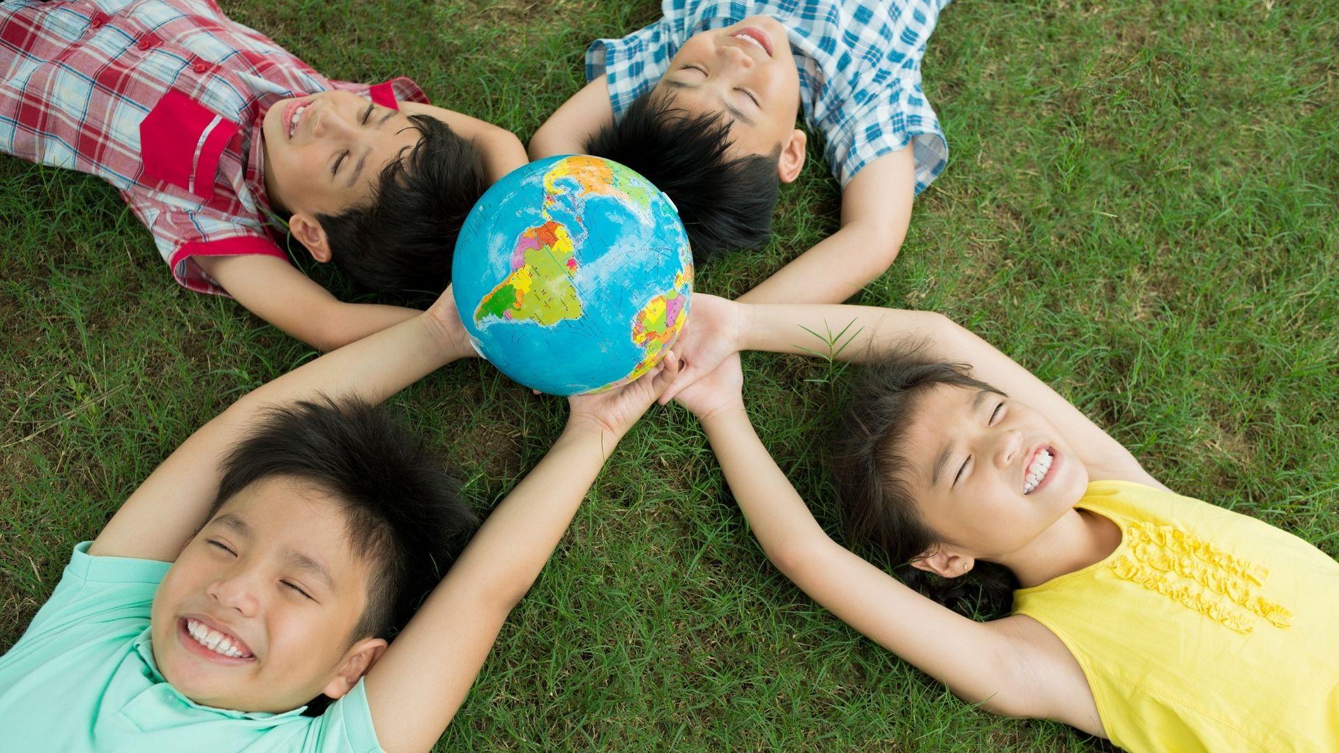 子供と世界を繋ぐProject
